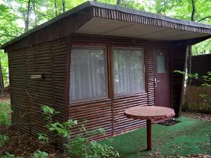 2 Personen Hütte 2