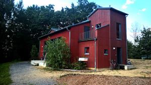 Brückeweg - Rotes Haus