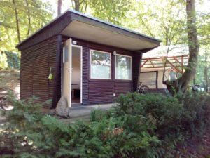 Hütte 5 - Außenaufnahme