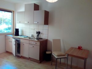 Hütte 6 - Küche