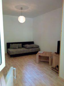 Hütte 6 - Wohnbereich