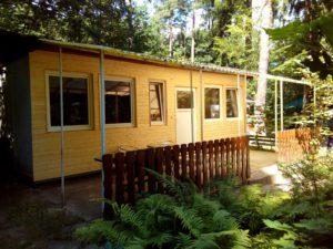 Hütte 6 - Außenaufnahme