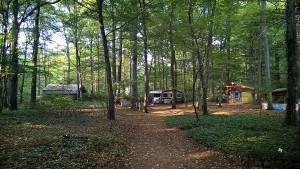 Campingplatzgelände - Campingplatz