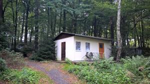Campingplatzgelände - 2-3 Personen Hütte