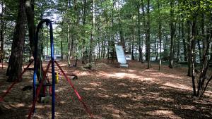 Campingplatzgelände - Spielplatz