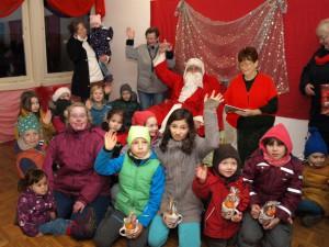 Weihnachtsfeier 2015 Waldteichfreunde e.V