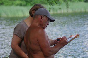 Jahresrückblick - Familienschwimmen