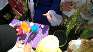 Jahresrückblick - Kinderfest Motto Farben