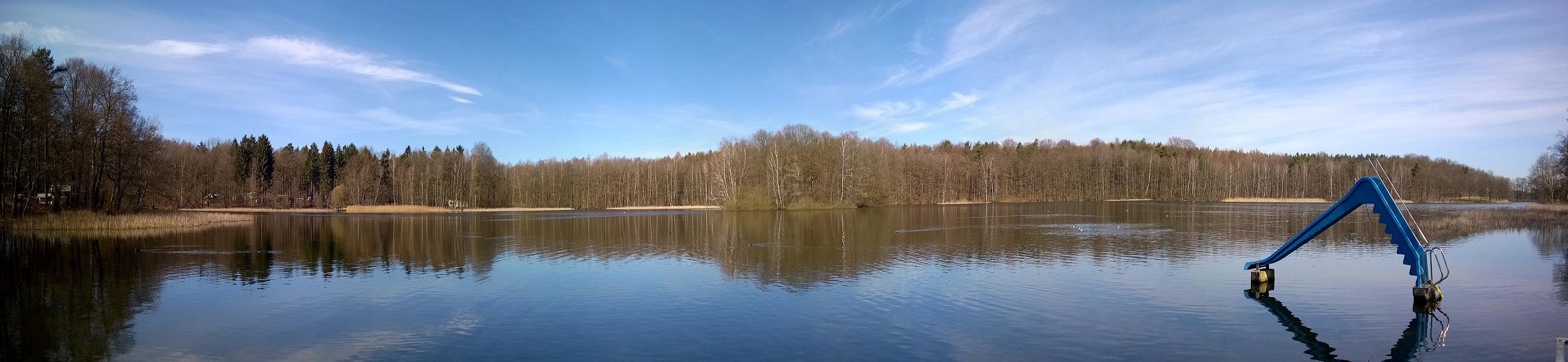Jahresrückblick - Wasser im niederen Waldteich