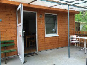 Hütte 7  - Außen
